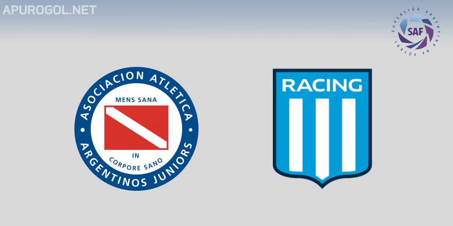 Argentinos vs Racing en VIVO ONLINE - Superliga 2019-2020 en DIRECTO Fecha 18