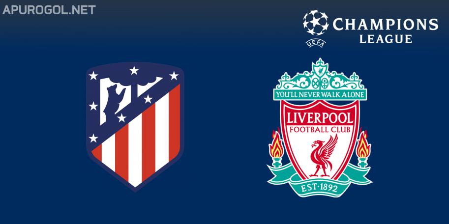 Atlético de Madrid vs Liverpool en VIVO ONLINE - UEFA Champions League 2019-2020 en DIRECTO Octavos de Final