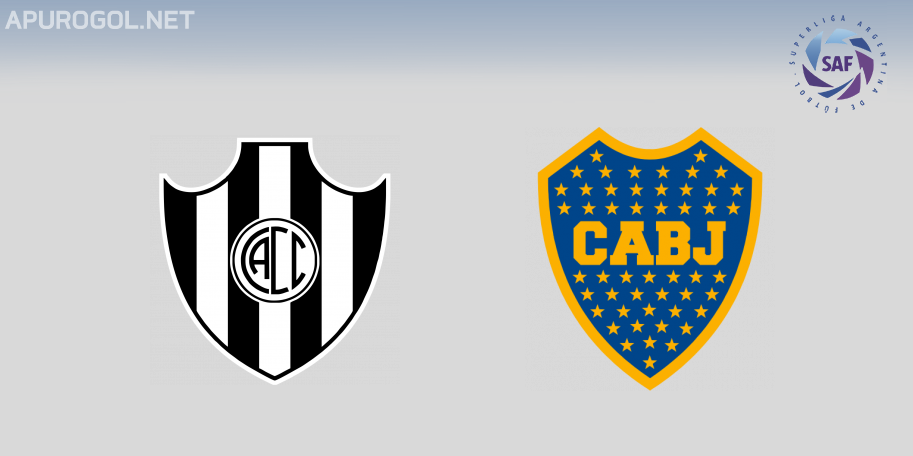 Central Córdoba vs Boca en VIVO ONLINE - Superliga 2019-2020 en DIRECTO Fecha 20