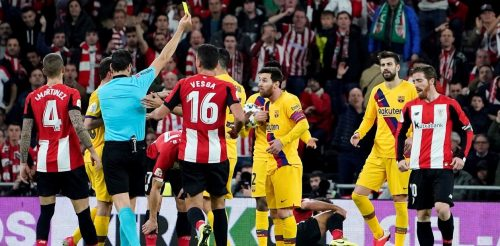 Athletic Club vs Barcelona en VIVO ONLINE – Copa del Rey 2019-2020 en DIRECTO Cuartos de Final