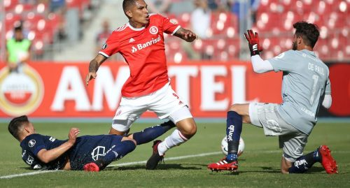 Universidad de Chile 0 Internacional 0