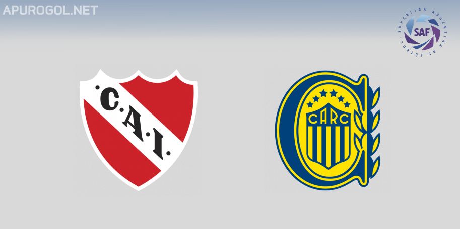 Independiente vs Rosario Central en VIVO ONLINE - Superliga 2019-2020 en DIRECTO Fecha 18