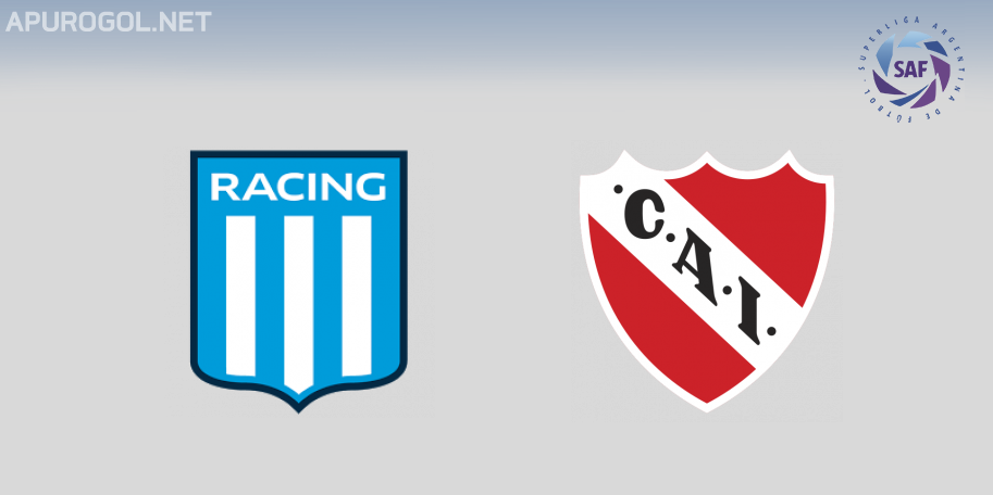 Racing vs Independiente en VIVO ONLINE - Superliga 2019-2020 en DIRECTO Fecha 19