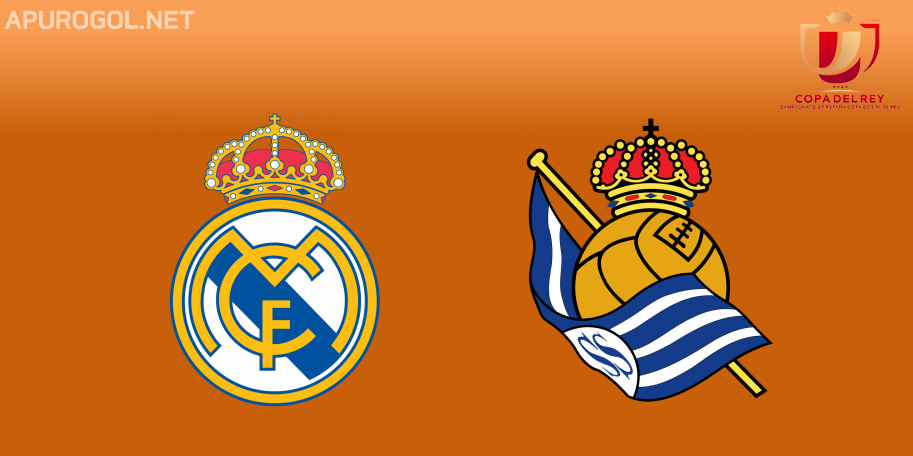 Real Madrid vs Real Sociedad en VIVO ONLINE - Copa del Rey 2019-2020 en DIRECTO Cuartos de Final