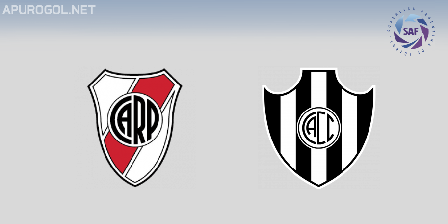 River vs Central Córdoba en VIVO ONLINE - Superliga 2019-2020 en DIRECTO Fecha 18