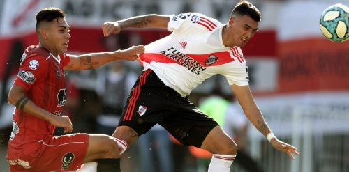 River vs Central Córdoba