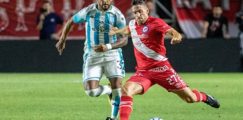 Argentinos vs Racing en VIVO ONLINE – Superliga 2019-2020 en DIRECTO Fecha 18