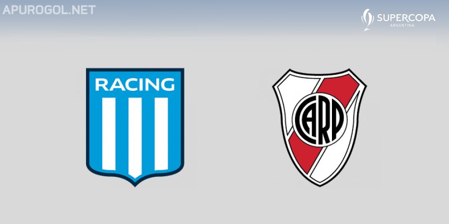 Racing vs River en VIVO ONLINE - Supercopa Argentina 2021 en DIRECTO